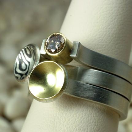 Etsy shops wedding rings Perpetual Ramblings