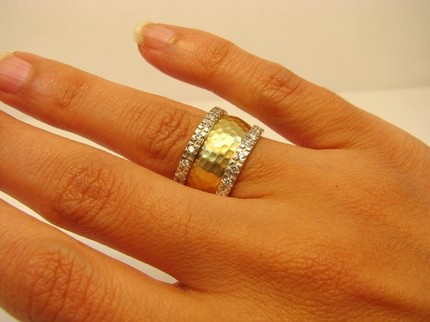 Etsy Shops Wedding Rings